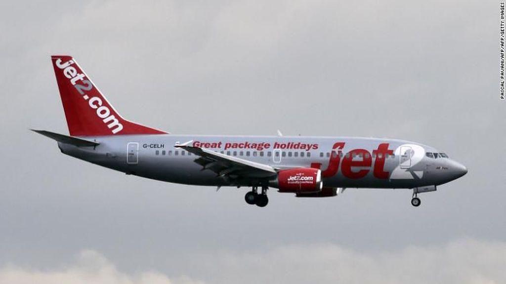 Mengganggu Penerbangan Pesawat Inggris, Penumpang Wanita Ditangkap