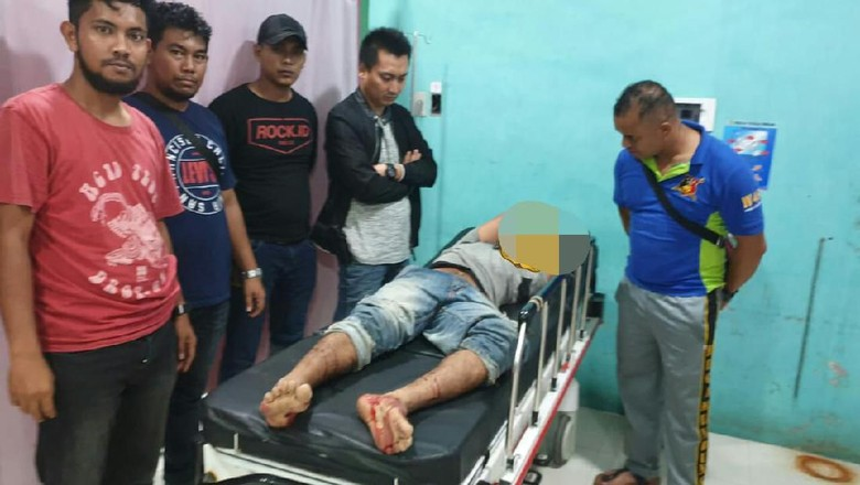 Penculik Pemuda di Aceh Diamankan, Kaki Ditembak Usai Lawan Petugas