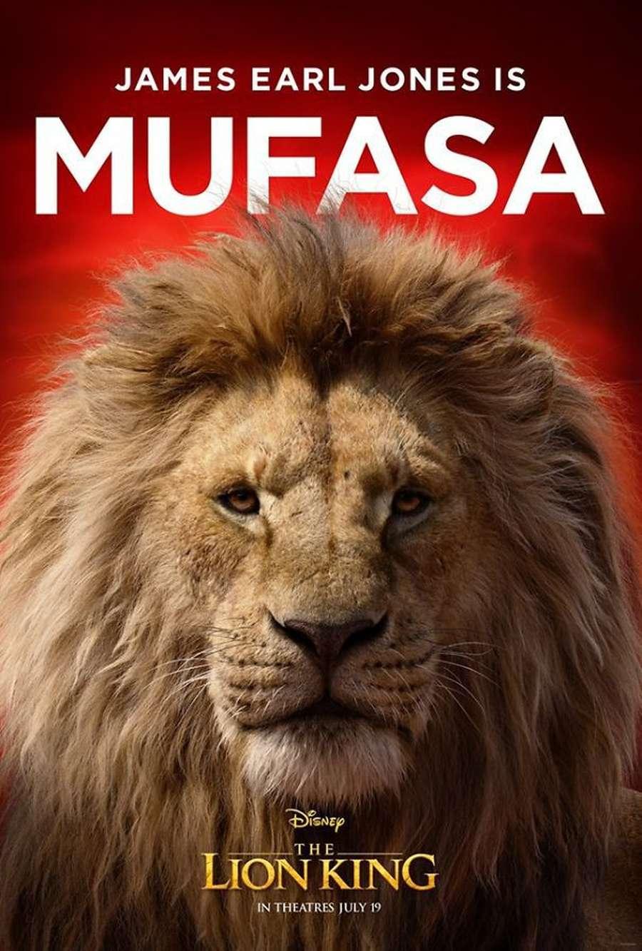 Duet Beyonce-Donald Glover dan Para Karakter di The Lion King