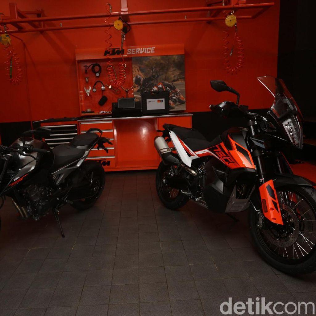 Segini Harga Moge KTM 790 Duke dan Adventure