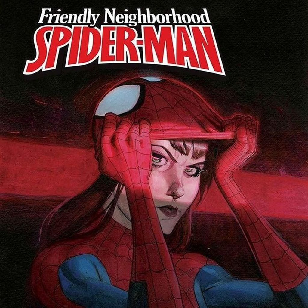 Marvel Goda Pembaca Komik, Mary Jane Jadi Spider-Man?