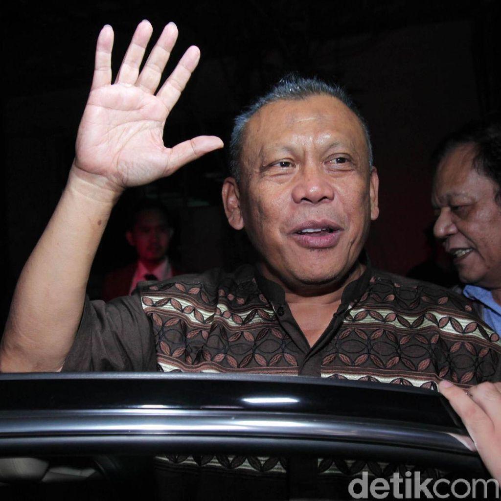 Bebas dari Rutan Polda Metro, Eggi Sudjana: Terima Kasih Pak Prabowo
