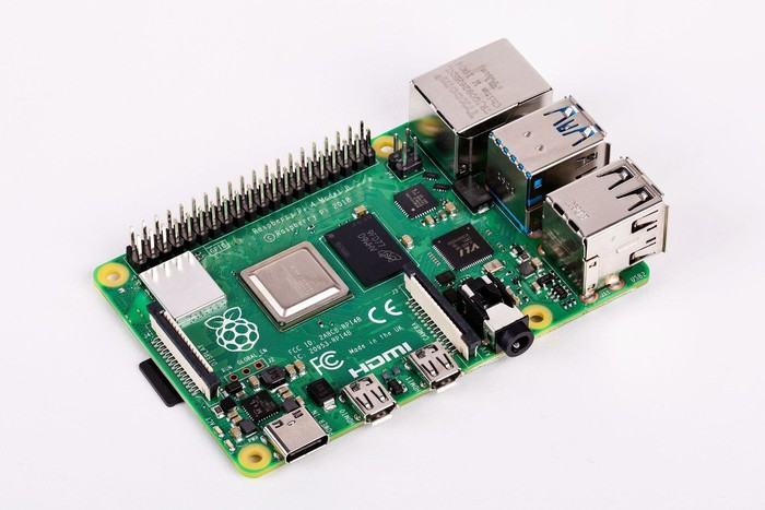 Foto: Dok. Raspberry Pi Foundation