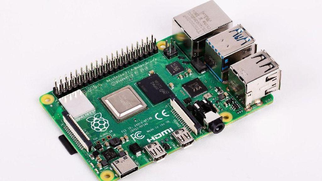 Raspberry Pi Seharga Rp 500 Ribuan Bisa Dipakai Meretas NASA