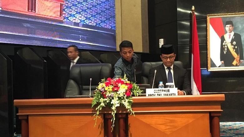 Anies Usulkan Pemisahan Dinas Pariwisata dan Kebudayaan ke DPRD DKI