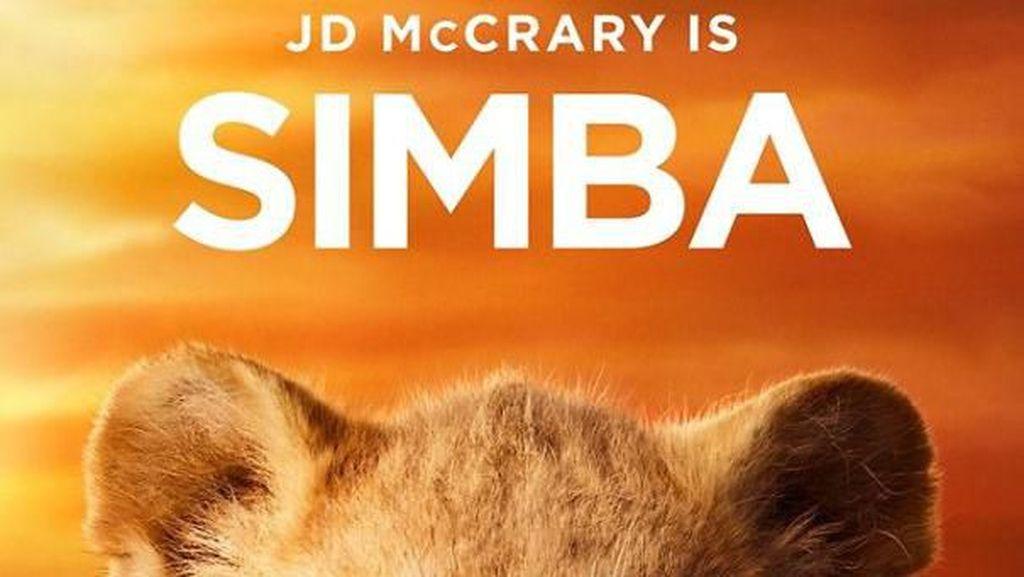 Seperti Ini Jadinya saat Simba di Live-action The Lion King Punya Ekspresi