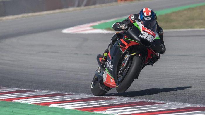 Bradley Smith membandingkan kasusnya dengan insiden yang dialami Jorge Lorenzo di MotoGP Catalunya. (Foto: Mirco Lazzari gp/Getty Images)