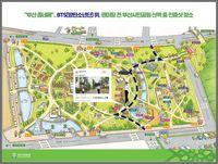Map Taman Busan