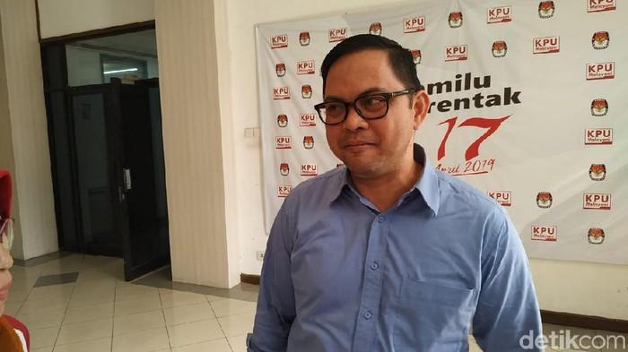 Komisioner KPU Viryan Aziz