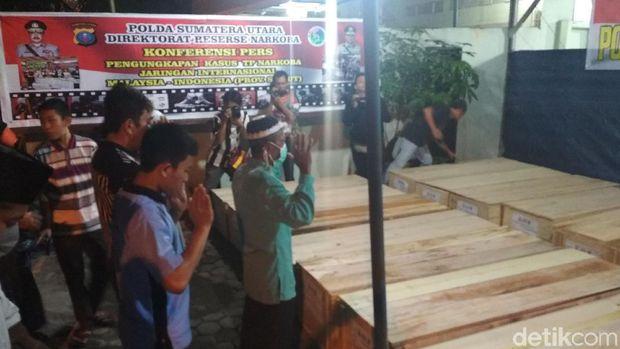 Polisi Telusuri Kabar Pekerja Anak di 'Pabrik' Korek Langkat yang Terbakar