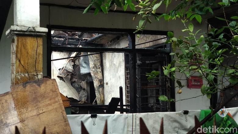 Rumah Terbakar Tewaskan 2 Perempuan, Diskar: Korban Kehabisan Oksigen