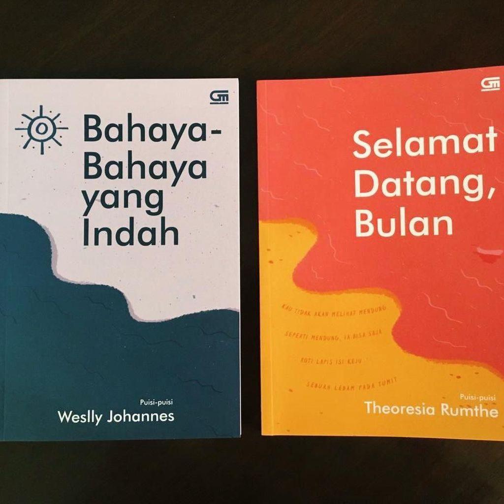 Buku Puisi Karya Weslly Johannes dan Theoresia Rumthe Rilis Hari Ini