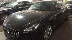 Mobil Mewah Maserati di KTT APEC Papua Nugini Belum Juga Terjual