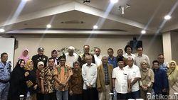 Max Sopacua dan MS Kaban Hadiri Tasyakuran Terbentuknya PN MPPI