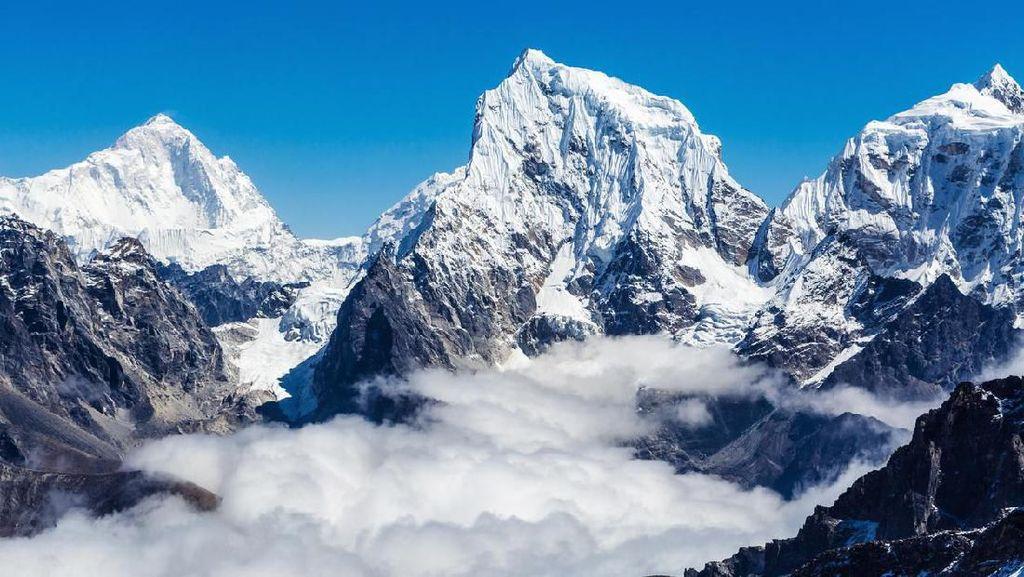 Gawat, Gletser Himalaya Mencair 2 Kali Lebih Cepat dari Seabad Lalu