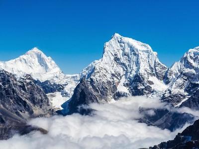 Parahnya Pemanasan Global, Es Himalaya Pun Mencair