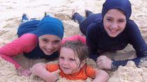 Australia Selamatkan Delapan Anak Teroris dari Suriah