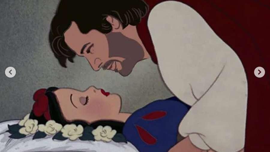 Ini Jadinya Jika Keanu Reeves Menjadi Pangeran Disney