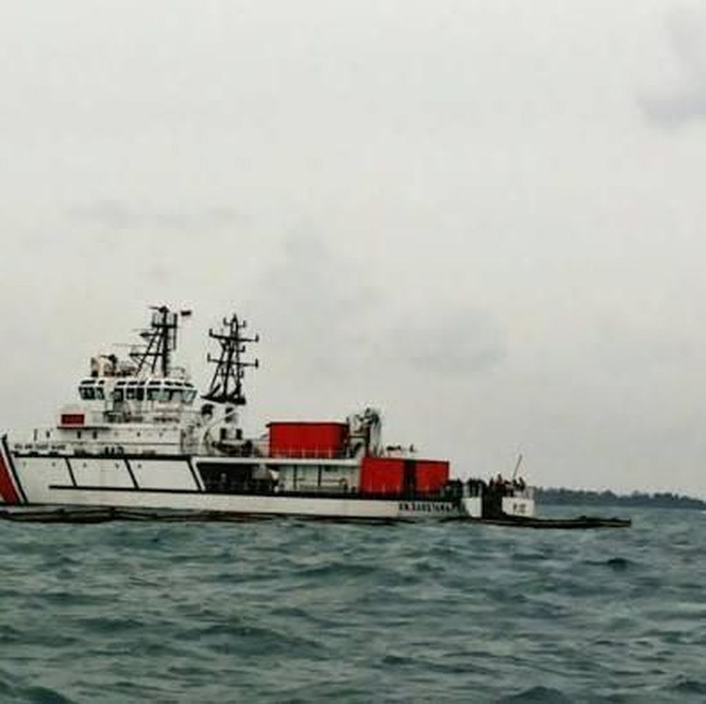 Ditjen Hubla Asah Kemampuan Personel Tangani Tumpahan Minyak di Laut