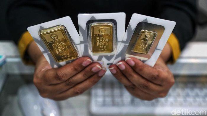 Beli Emas Di Pegadaian Lebih Murah Dari Antam Kok Bisa