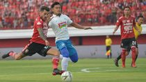Klasemen Liga 1: Bali United Masih Sempurna, Persija Dekati Zona Degradasi