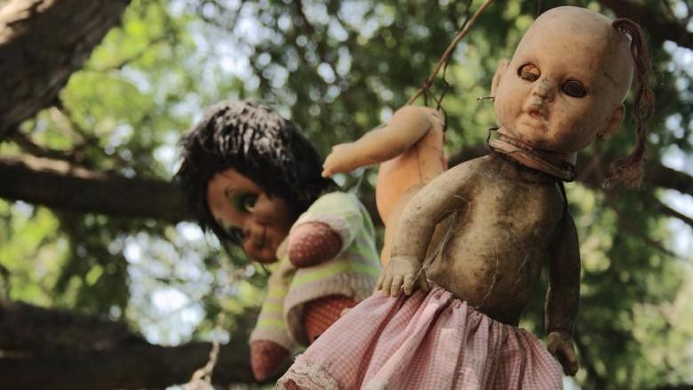 Menjelajahi Pulau Boneka yang Misterius di Meksiko