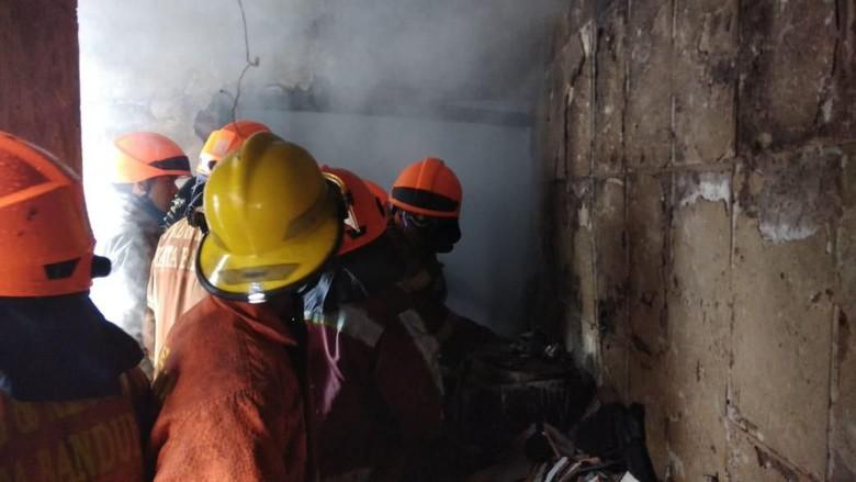 Kebakaran Rumah Tewaskan 2 Perempuan Diduga karena Tungku