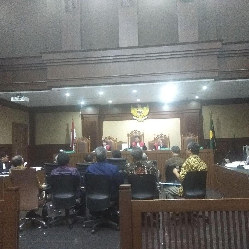 Saksi Sebut Direktur Produksi Krakatau Steel Dijanjikan Fee 10%