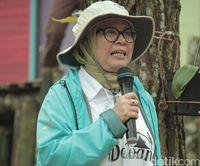 Direktur Utama BOB Indah Juanita (Bagus/detikcom)