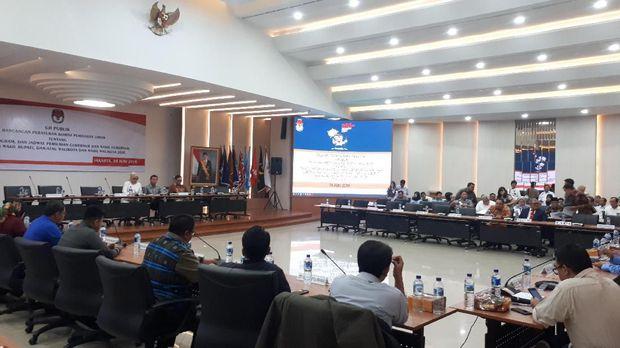 PKPU ini terkait tahapan, program dan jadwal penyelenggaraan pemilihan Gubernur dan Wakil Gubernur, Bupati dan Wakil Bupati, Wali Kota dan Wakil Wali Kota Tahun 2020.