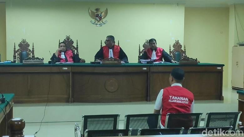 Terdakwa Pembunuh Taruna ATKP Makassar Minta Hukuman Ringan