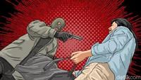 Preman yang Ditangkap di Serpong Kerap Minta Uang Keamanan ke Pedagang