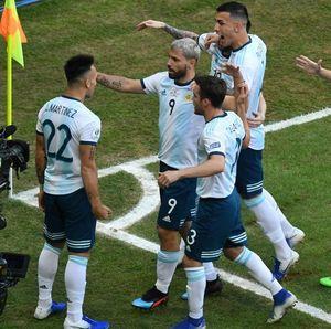 Lolos ke Perempatfinal, Argentina Jangan Lagi Bikin Kesalahan