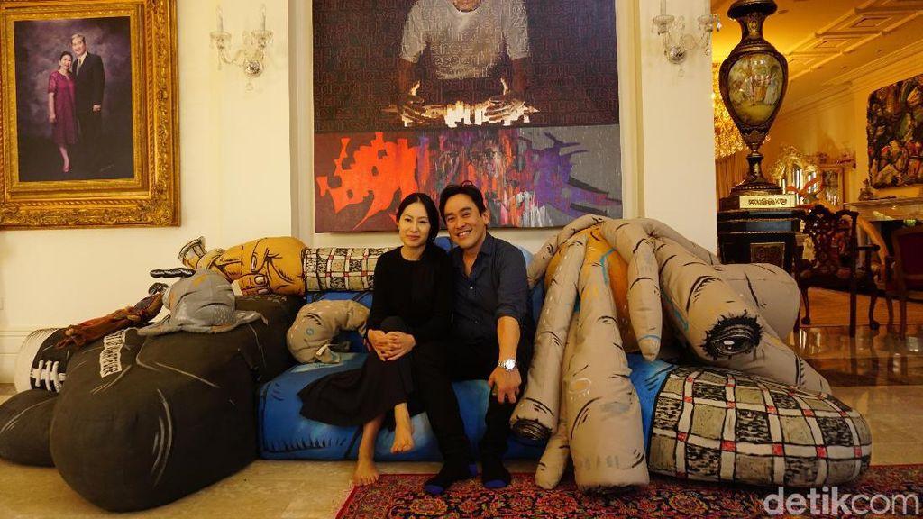 Mengenal Konfir Kabo, Pengacara yang Rumah Mewahnya di Australia bak Galeri