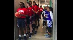 Viral Foto yang Tunjukkan Perbedaan Fisik Atlet Anak dari Dua Negara