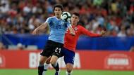 Gol Cavani Pastikan Uruguay Juara Grup Usai Tumbangkan Chile