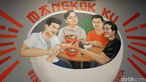Resto Chef Arnold-Kaesang-Gibran Buat Peraturan Baru Soal Foto di Restoran