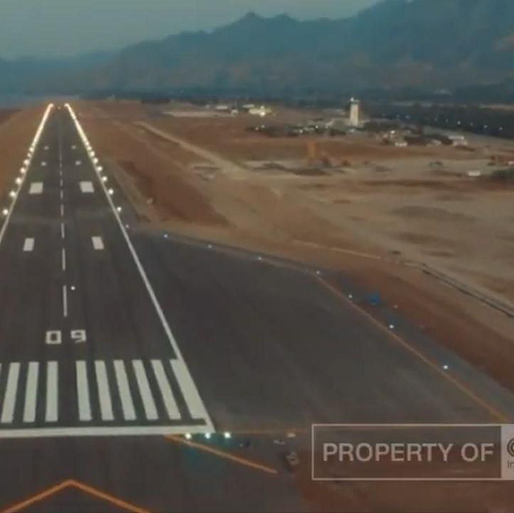 Wow! Bandara Terbesar di Timor Leste Dibangun BUMN Indonesia