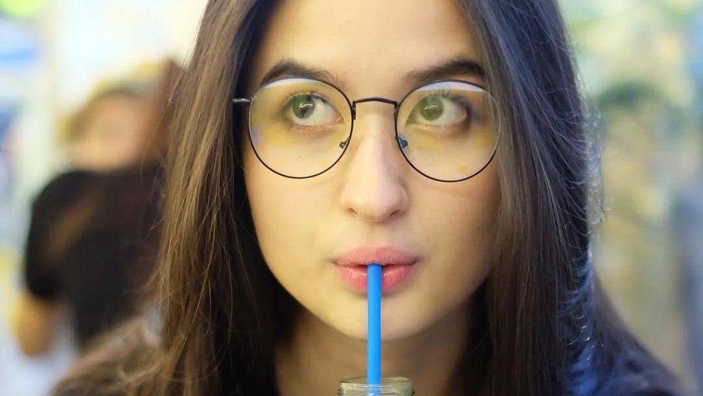 Netizen Riuh, Stephanie Poetri Merasa Mirip Squidward karena Hidung