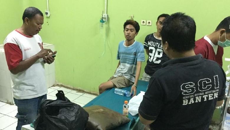 Polisi Kantongi Identitas Pembacok Warga Cilegon, Diduga Ada 9 Pelaku