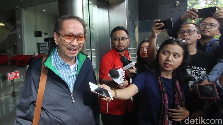 Kasus e-KTP, Eks Menteri Taufiq Effendi Ikut Diperiksa