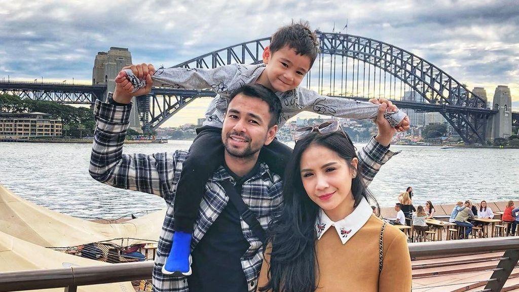 Rehat Sejenak, Raffi Tinggalkan Indonesia 4 Bulan untuk Liburan