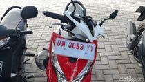 Bukan Rp 100 Ribu, Ini Biaya Pelat Putih di Sulteng