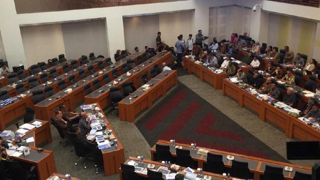 Pertanyaan Banggar soal Prioritas 2020 Dijawab Lewat Tim Khusus