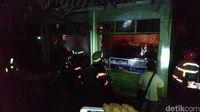 Kebakaran Melanda Pasar Manis Ciamis