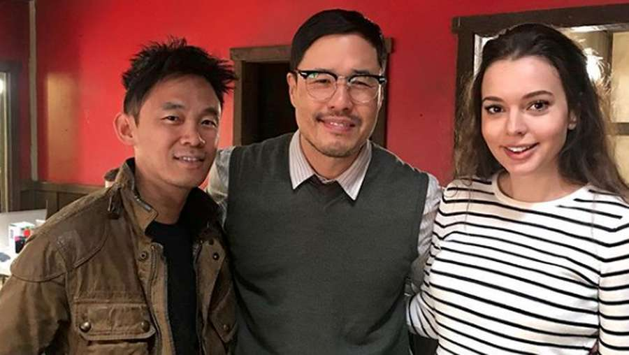 Resmi Tunangan, Ini Potret Mesra James Wan dan Ingrid Bisu