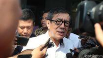 Incar Komisi III, Yasonna Akan Prioritaskan Bahas RUU yang Ditunda