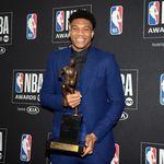 Giannis Antetokounmpo Raih Gelar MVP NBA 2018/2019