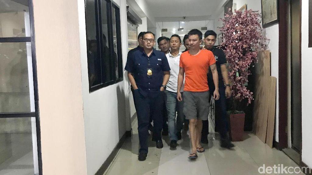 Ditangkap Karena Narkoba, Jerry Aurum Resmi Ditahan