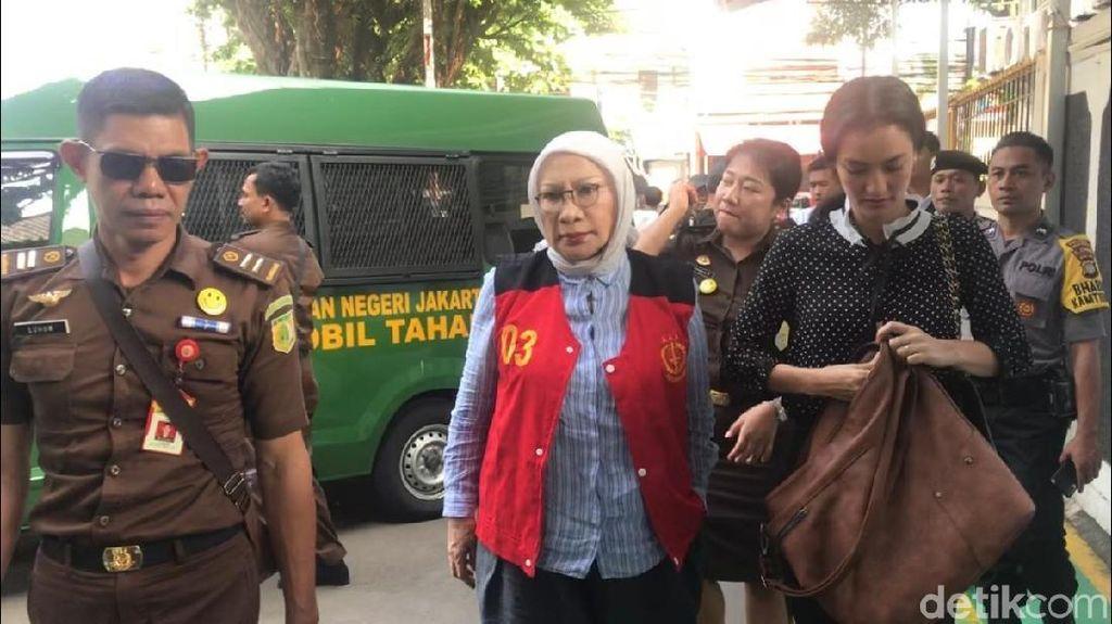 Tiba di PN Jaksel, Ratna Sarumpaet Bakal Jalani Sidang Duplik